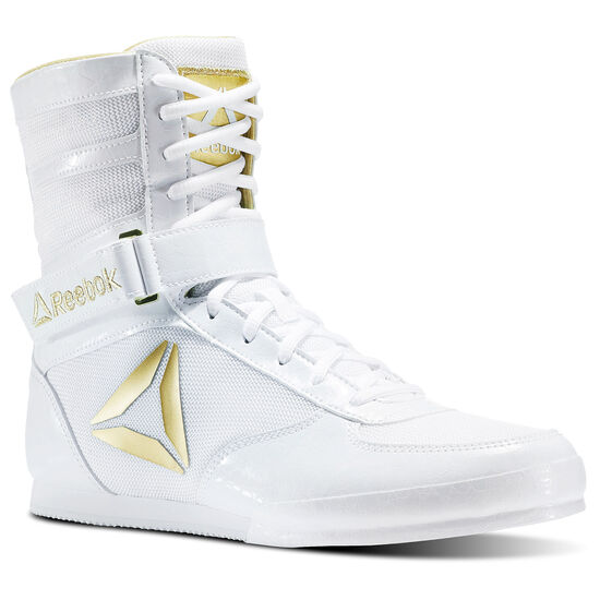 Reebok - Reebok Boxing Boots White/Gold CN5080