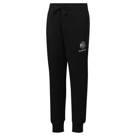 Reebok - Boys' Classics Pants Black DH3319