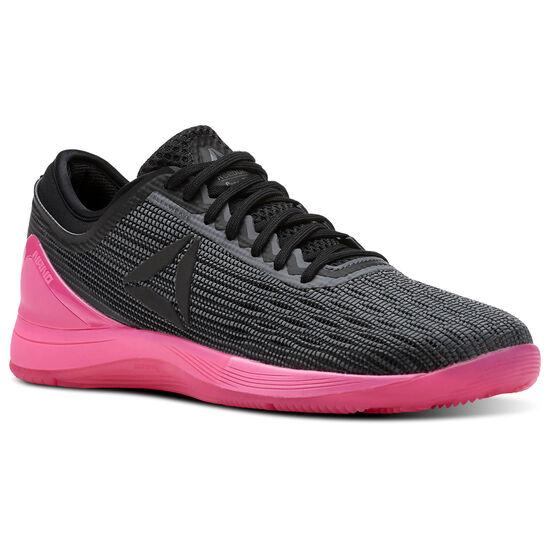 Reebok - Reebok CrossFit Nano 8 Flexweave Alloy/Black/Solar Pink CN1045