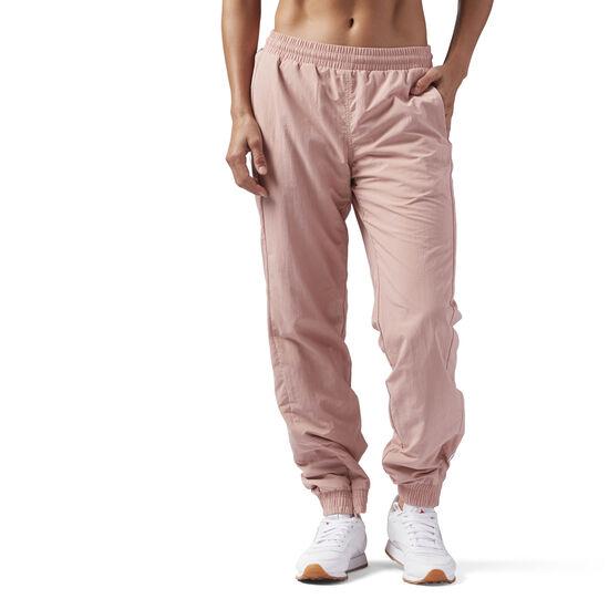 Reebok - Woven Jogger Pants Chalk Pink CF3941
