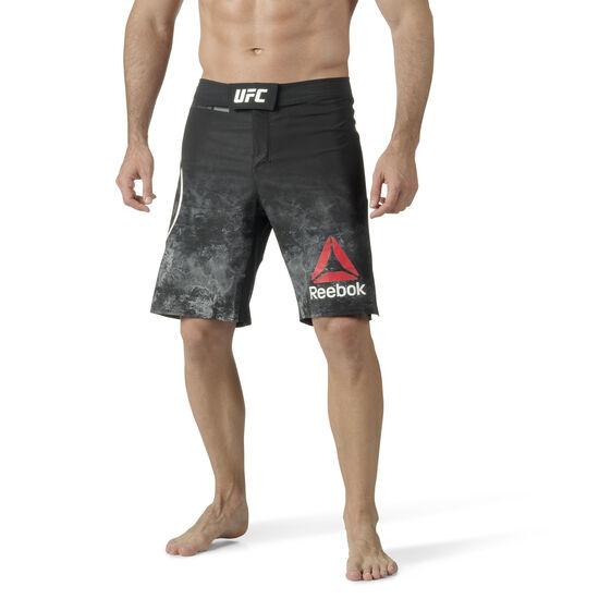 Reebok - UFC Fight Night Blank Octagon Shorts Black CF0319