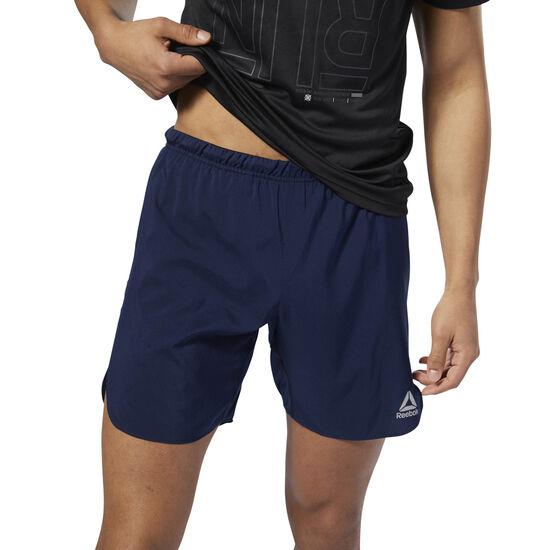 Reebok - Running 18 cms Woven Shorts Collegiate Navy D92932