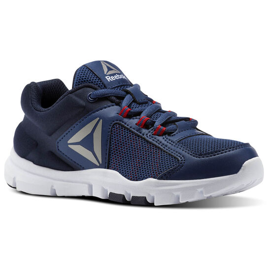 Reebok - Yourflex Train 9.0 - Nursery School Washed Blue/Night Navy/Primal Red/Pewter CN0762