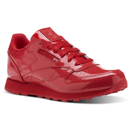 Reebok - Classic Leather Patent Red CN2062