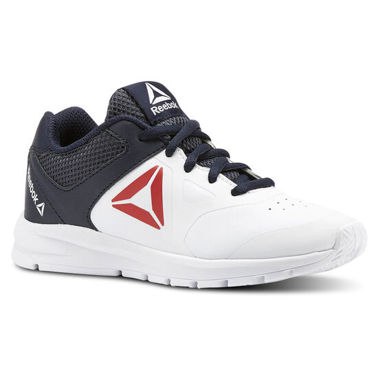 Reebok - Rush Runner White/Collegiate Navy/Primal Red CN5323
