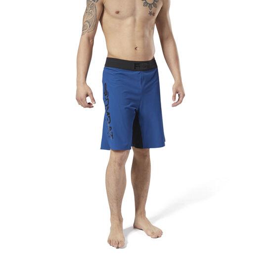 Reebok - Combat MMA Shorts Bunker Blue CY9977