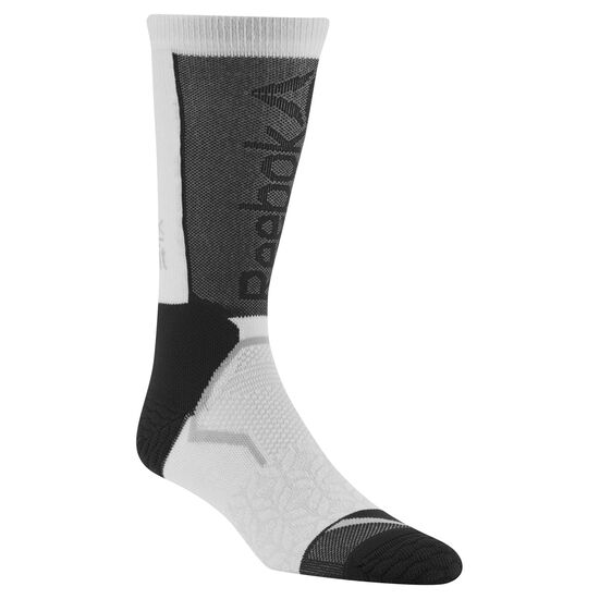 Reebok - Reebok CrossFit Unisex Tech Crew Socks White CZ9948