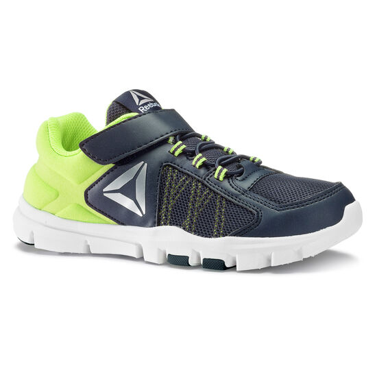 Reebok - YOURFLEX TRAIN 9.0 ALT Collegiate Navy/Electric Flash/Pewter CN2957