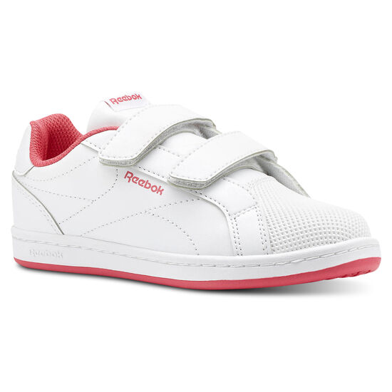 Reebok - Reebok ROYAL COMP CLN 2V White/Twisted Pink CN4831