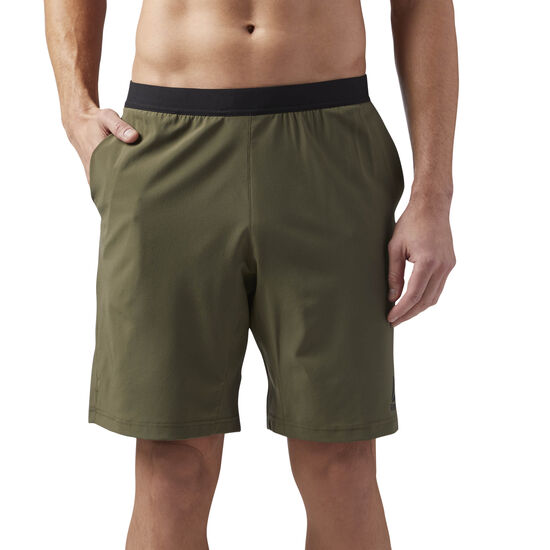 Reebok - Speed Shorts Army Green CF2916