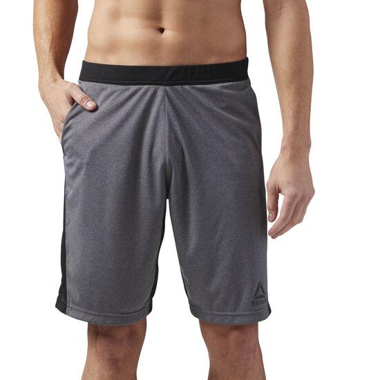 Reebok - Speedwick Knitted Shorts Dark Grey Heather CF2964