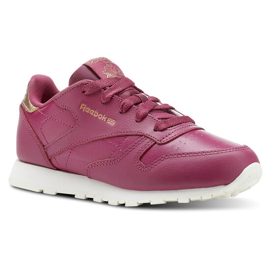 Reebok - CLASSIC LEATHER Rm-Twisted Berry/Chalk CN5566