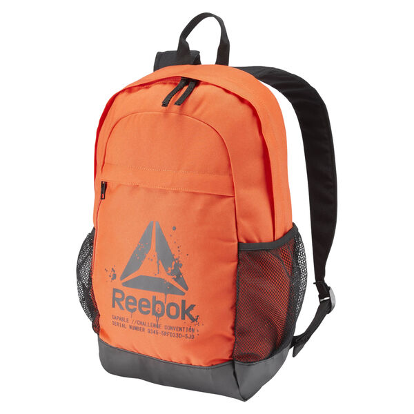 Junior Movement TR Backpack Orange DA1263