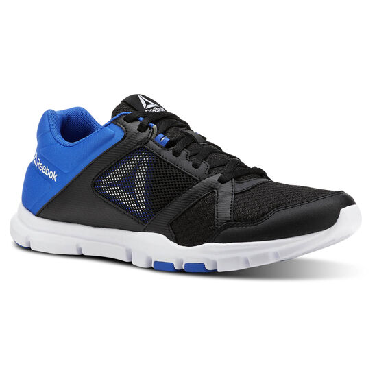 Reebok - Yourflex Train 10 MT Black/Vital Blue/White CN5650