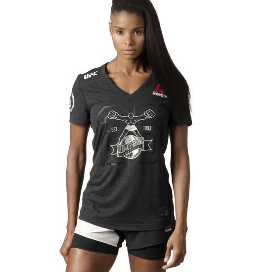 Reebok - UFC Fight Kit Decorated Jersey Black DN2428