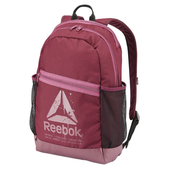 Reebok - Style Foundation Active Backpack Rustic Wine CZ9773