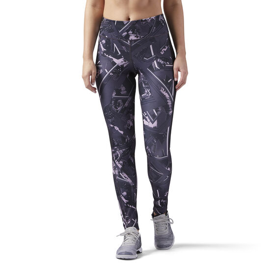Reebok - Workout Ready Leggings Smoky Volcano CD5949