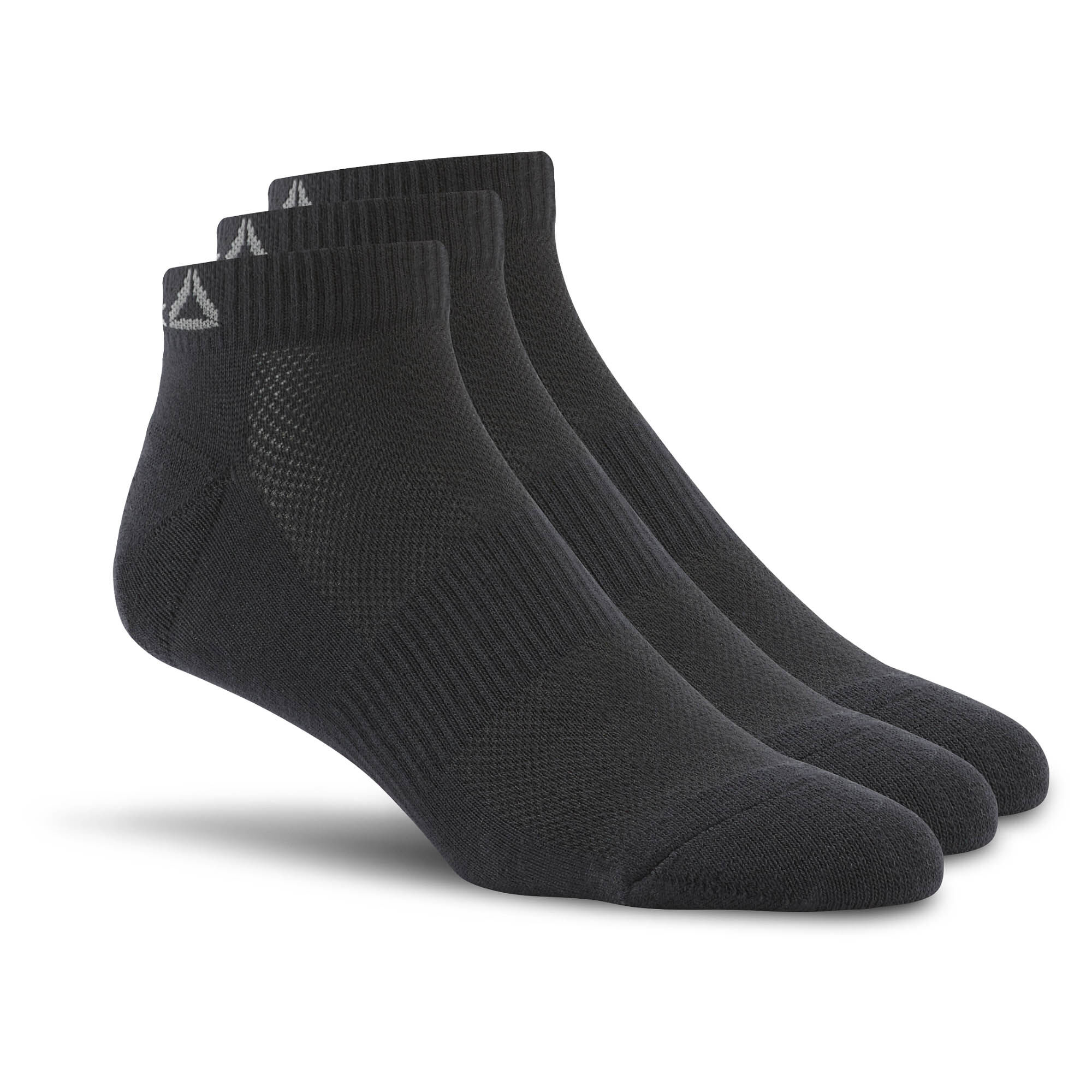 three pack logo invisible socks - Black Reebok From China Free Shipping Low Price a0msVTpby