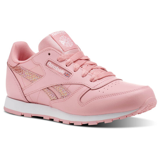 Reebok - Classic Leather Spring Pink/White CN0306