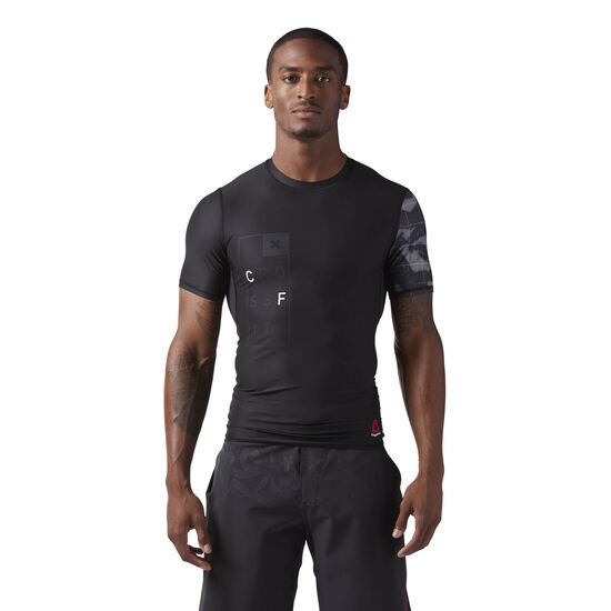 Reebok - Reebok Crossfit Compression T-Shirt Black CD7645