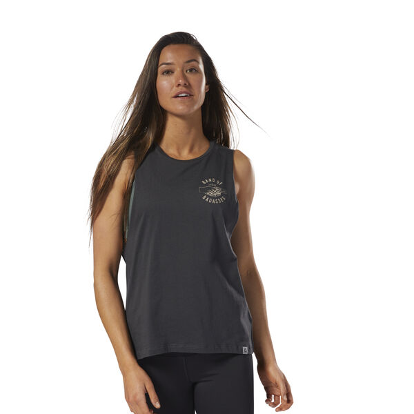 GS Badasses Muscle Tank Black DH3747