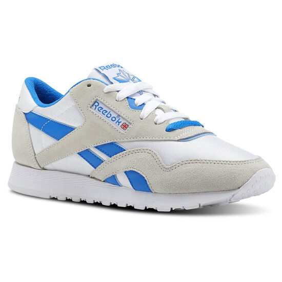 Reebok - Classic Nylon Archive-White/Cycle Blue CN3263