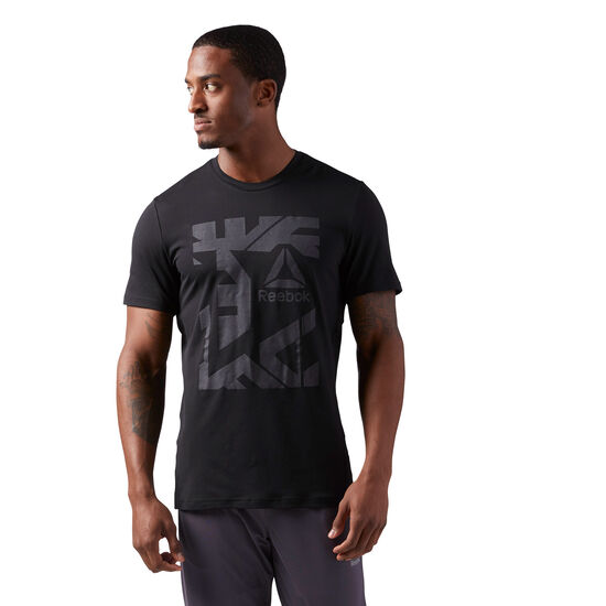 Reebok - Workout Ready Tech T-Shirt Black CD5515