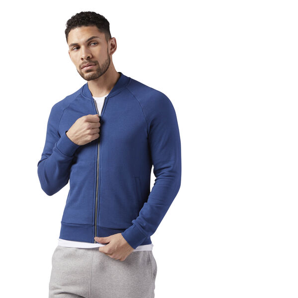 Bomber Track Jacket Blue CD6592