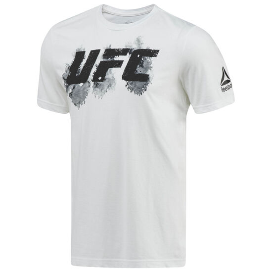 Reebok - UFC Ultimate Fan Logo Tee White BQ8098