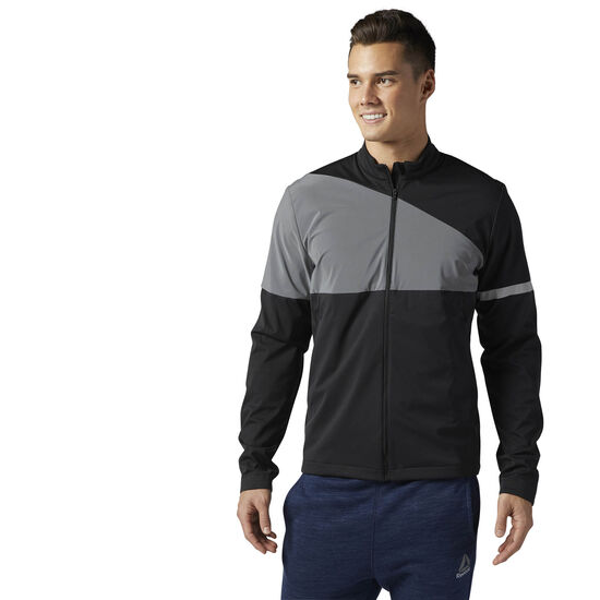 Reebok - Running Icon Jacket Black BR2040