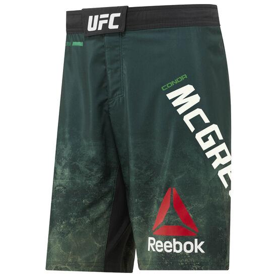 Reebok - UFC Fight Night McGregor Octagon Shorts Dark Green CD8566