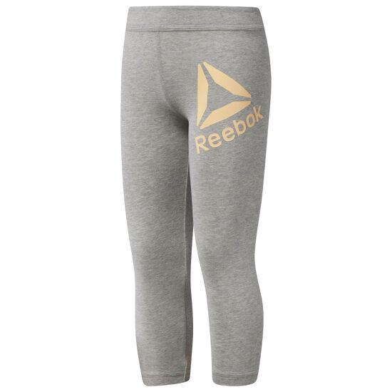 Reebok - Comfort Cotton Leggings Medium Grey Heather CF4298