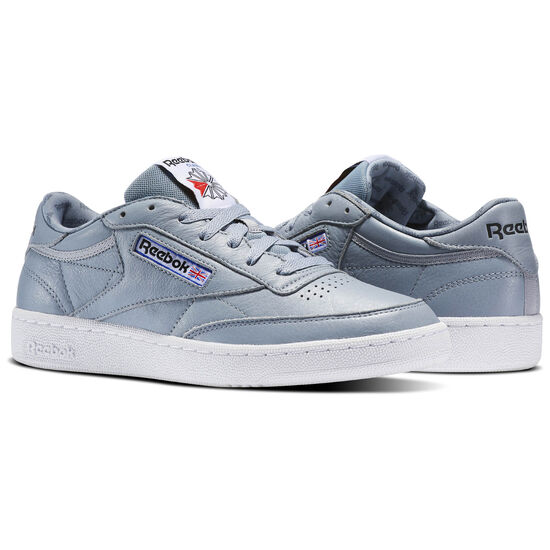 Reebok - Club C 85 SO Meteor Grey/Astrd Dust/Black/Prml Red BS7858