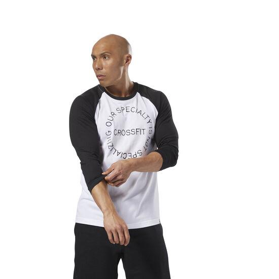 Reebok - CrossFit Raglan White / Black DH3699