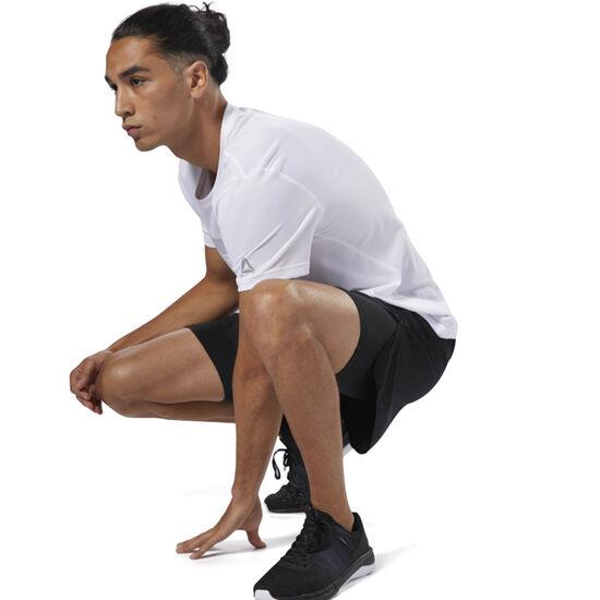 Reebok - Running 2-1 Shorts Black D92940
