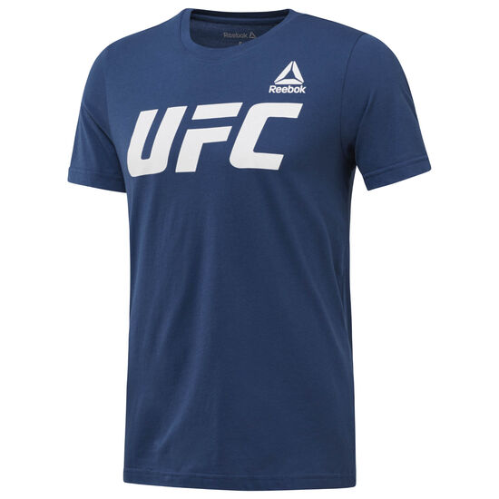 Reebok - UFC Graphic T-Shirt Washed Blue CG0632