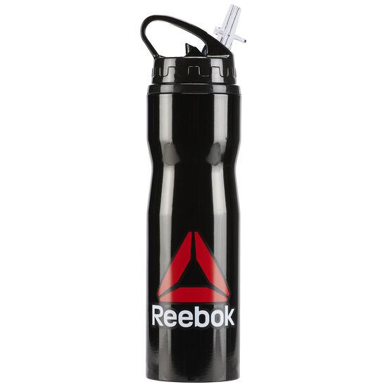 Reebok - Metal Water Bottle - 750ml Black BP8844