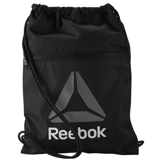 Reebok - Reebok ONE Series Drawstring Backpack Black AO0397