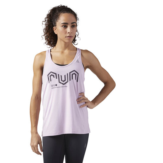Reebok - ACTIVCHILL Cooling Tank Top Pink/Moonglow CE4520