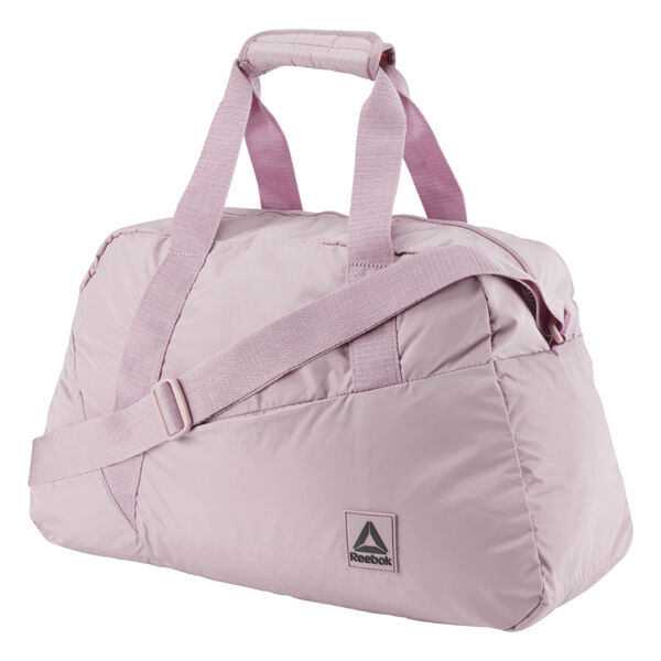 Grip Duffle Bag Purple D56062