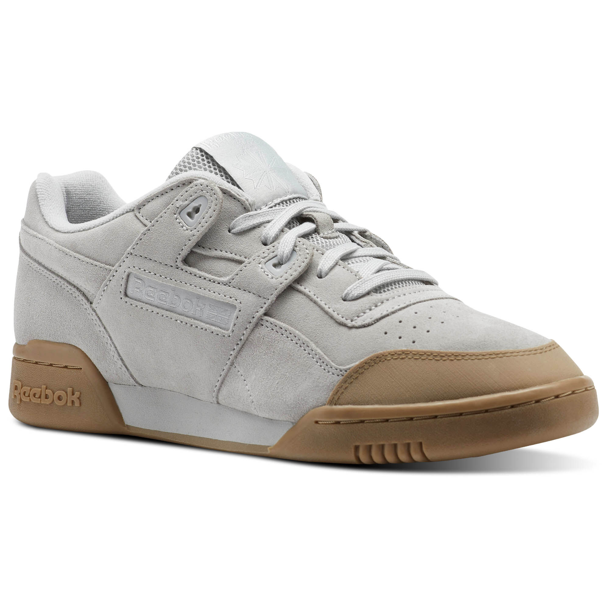 for sale under $60 free shipping marketable Reebok Workout Plus SKK Trainers In Grey CM9666 deals for sale clearance newest cheap sale tumblr twCzUA