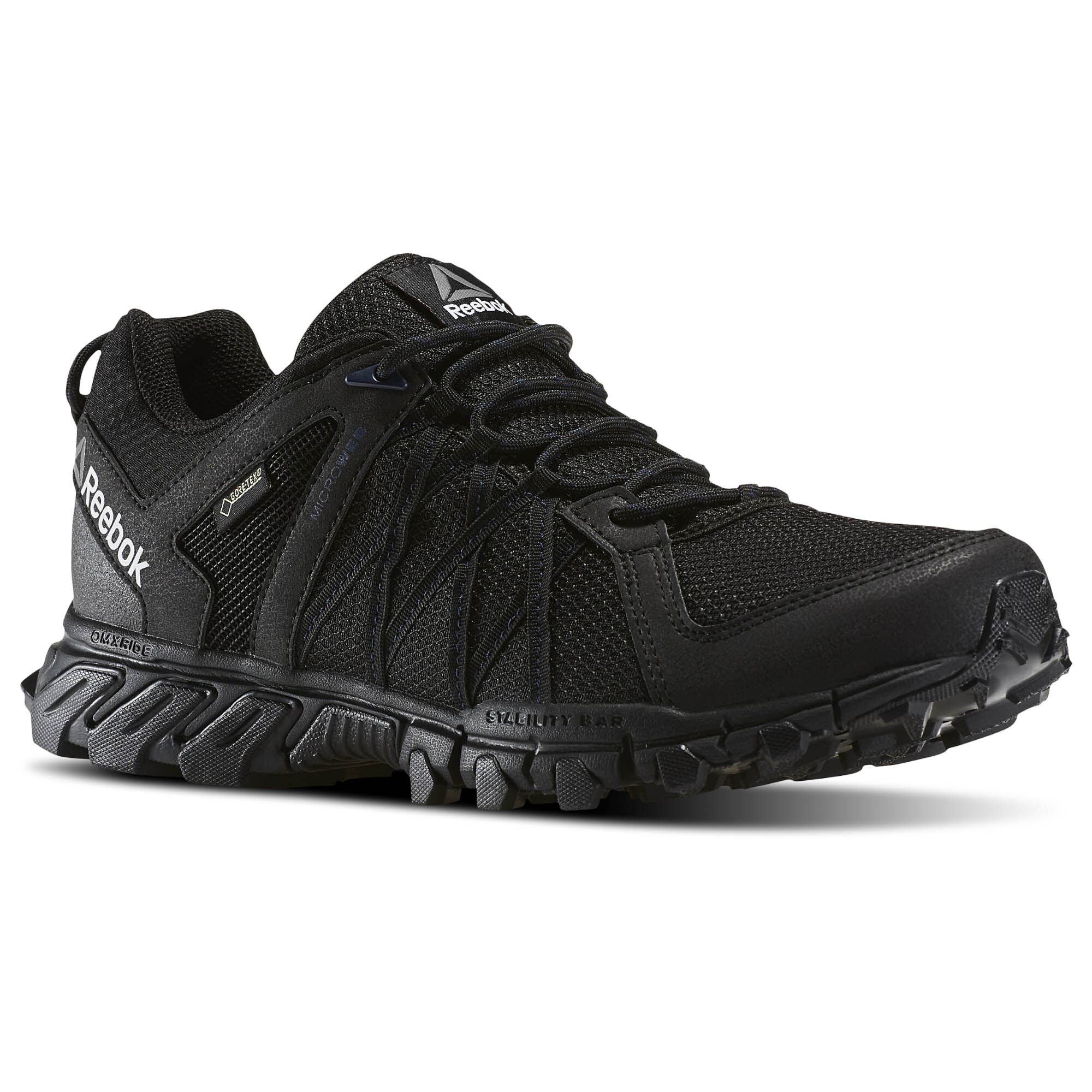 Reebok - Trailgrip RS 5.0 GTX Black/Collegiate Navy BD4155