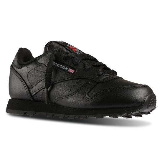 Reebok - Classic Leather - Pre-School Black 50170
