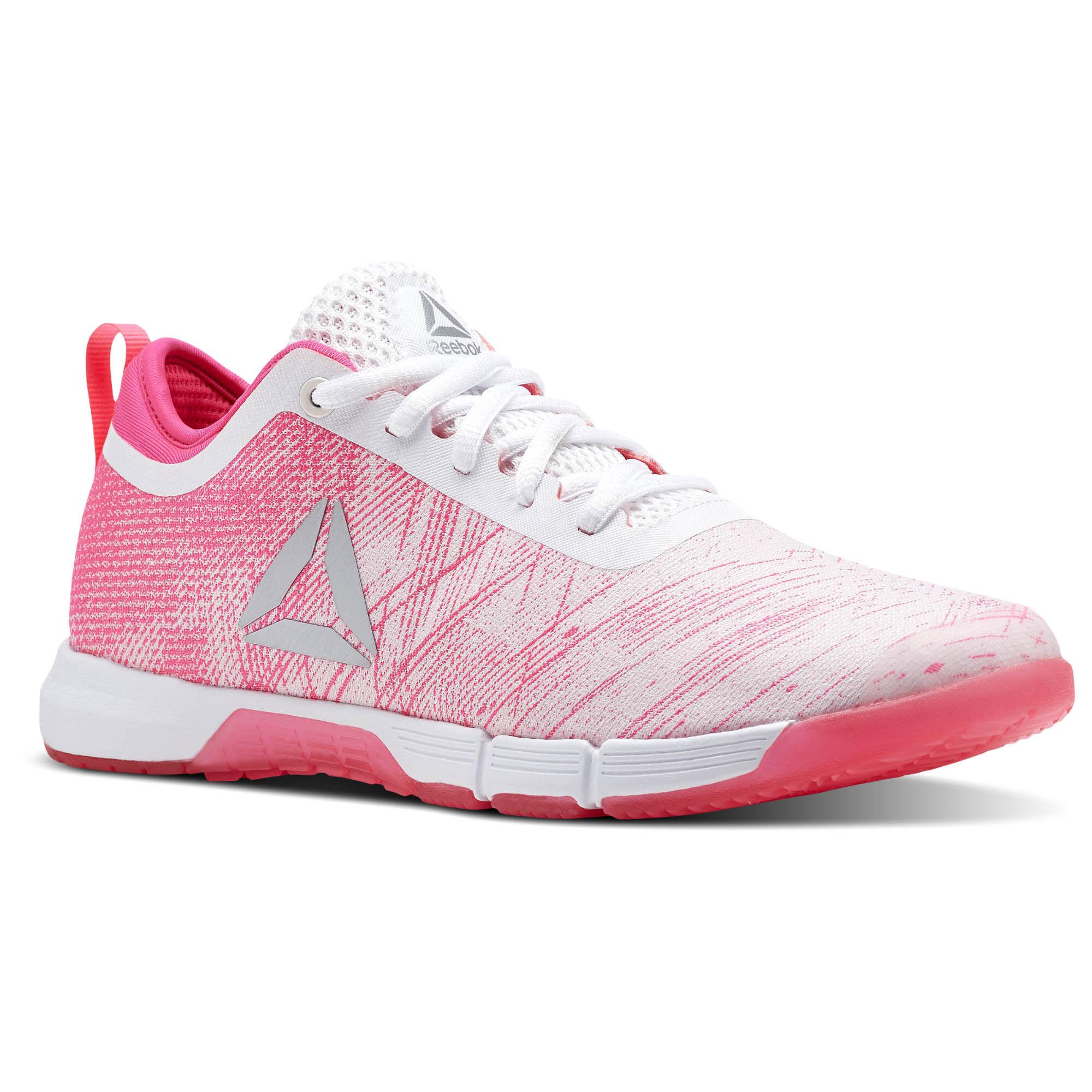 Schuhe Reebok - Speed Her Tr CN2246 Pink/White/Silver OpljpMeaPJ