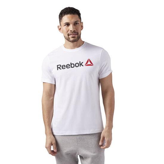 Reebok - Reebok Logo Tee White BS3717