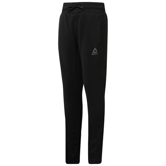 Reebok - Boy's French Terry Sweatpants Black CF4301