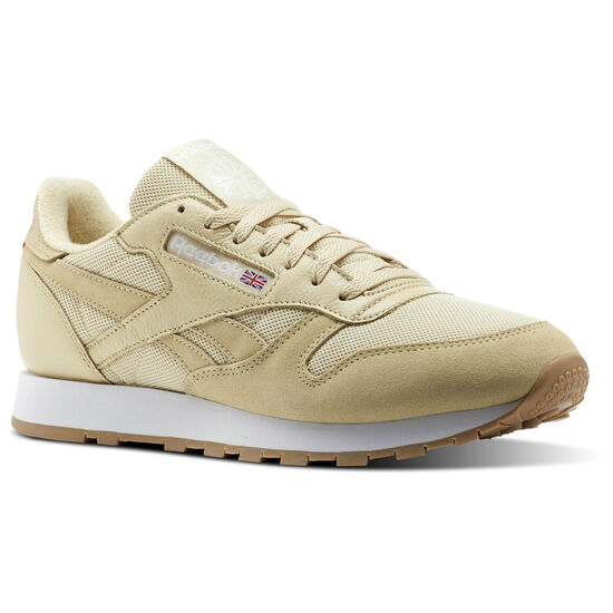Reebok - Classic Leather ESTL Straw/White BS9722