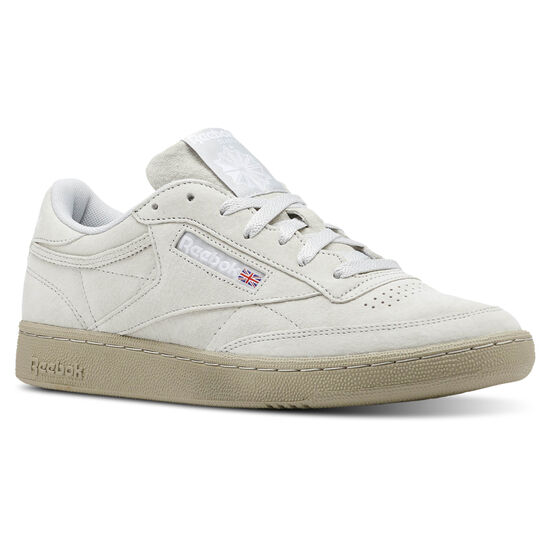 Reebok - Club C 85 Nm-Skull Grey/Super Neutral/White CN5782