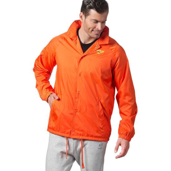 Reebok - Coach Jacket Bright Lava DN9815