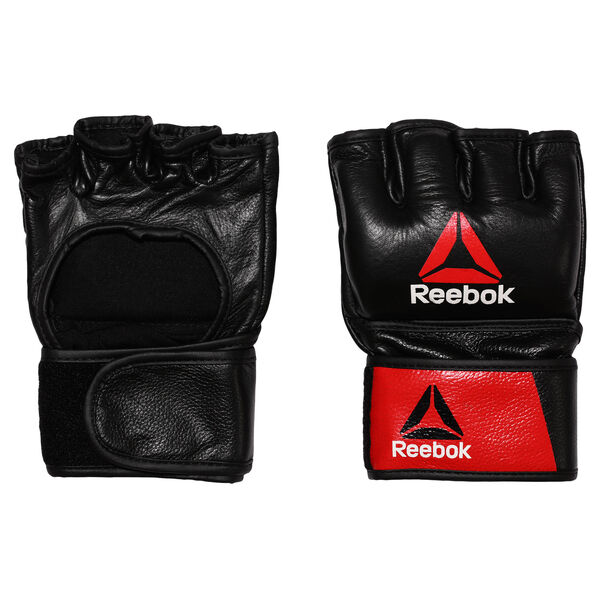 Combat Leather MMA Glove - Small Black BH7248